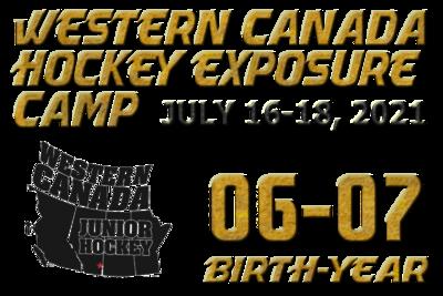 Western Canada Hockey Exposure Camp (06-07) - July 16-18, 2021