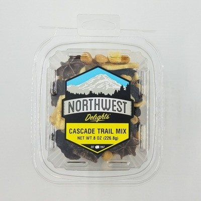 Cascade Trail Mix, 6/8 oz Case
