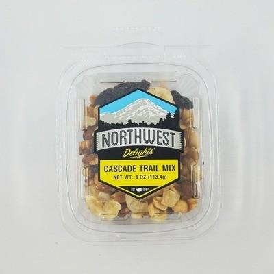 Cascade Trail Mix, 12/4 oz Case