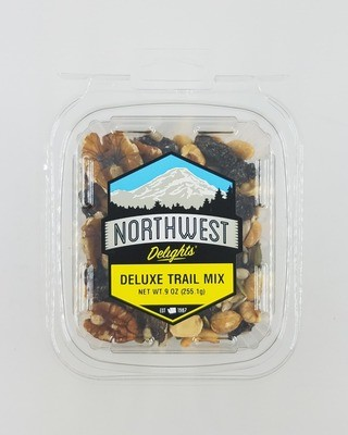 Deluxe Trail Mix, 6/9oz Case