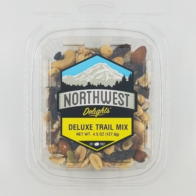 Deluxe Trail Mix, 12/4.5 oz Case