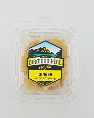 Ginger Slices, 12/4 oz Case
