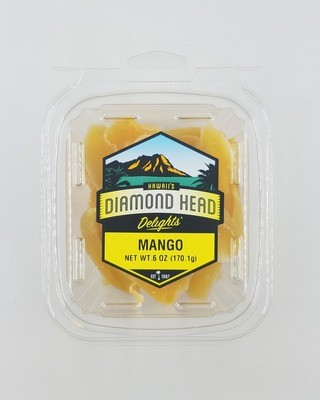 Mango Slices, 6 oz Tub