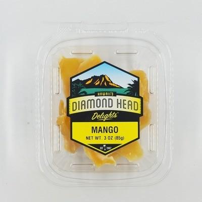 Mango Slices, 12/3 oz Case