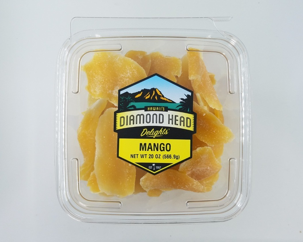 Mango Slices, 20 oz Mega Pack Tub