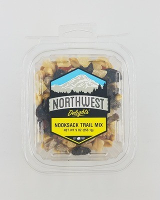 Nooksack Trail Mix, 6/9oz Case