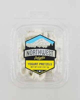 Yogurt Pretzels, 6/5 oz Case