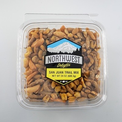San Juan Trail Mix, 24 oz Mega Pack Tub