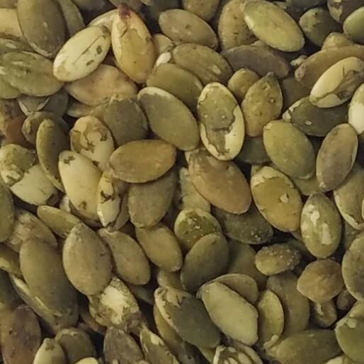 Organic Pepitas Roasted & Salted - 10# Bulk