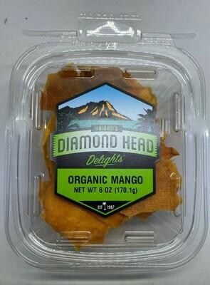 Organic Mango 6/6 oz Case