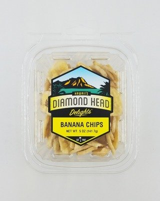 Banana Chips, 5 oz Tub