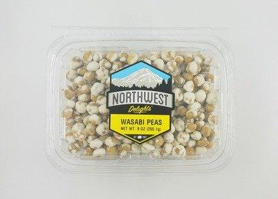 Wasabi Peas, 6/9 oz Case