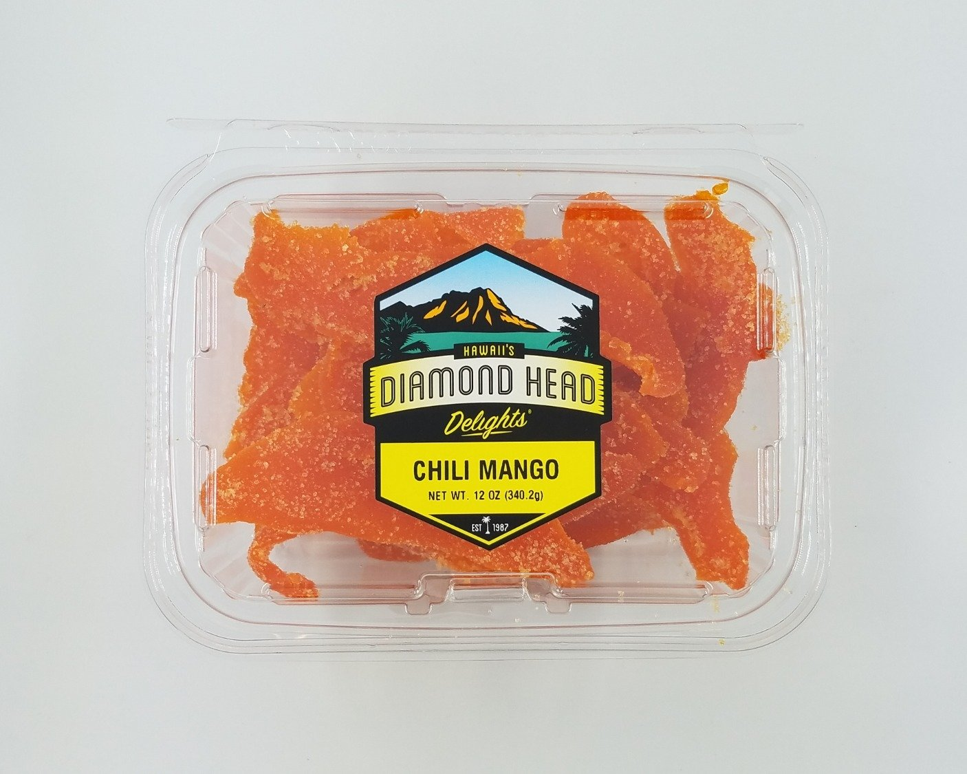 Chili Mango Slices, 6/12 oz Case