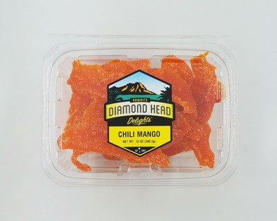 Chili Mango Slices, 6/12 oz Case