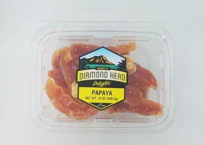 Papaya Slices, 6/12 oz Case