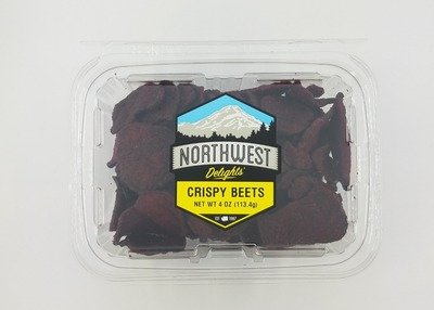 Crispy Beets, 6/4 oz Case