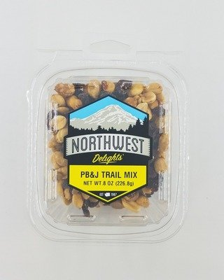 PB&J Trail Mix 6/8 oz case