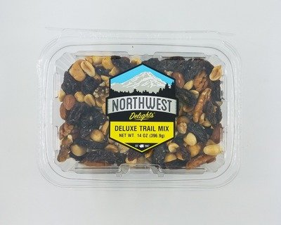 Deluxe Trail Mix, 6/14 oz Case