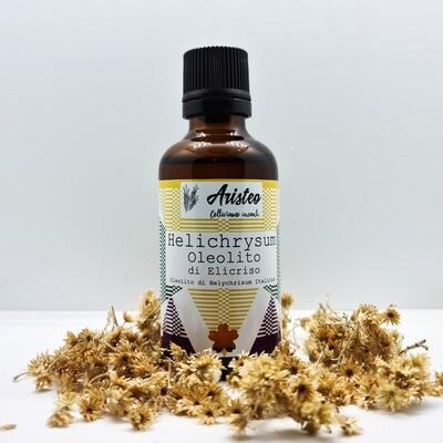 Helichrysum Oleolito di Elicriso 50 ml 1,7  fl.oz