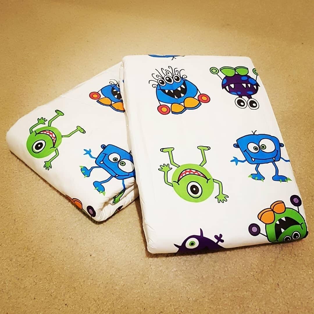 Monsters Ten Pack