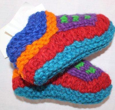 キッズウールソックス(Kids Woollen Socks)