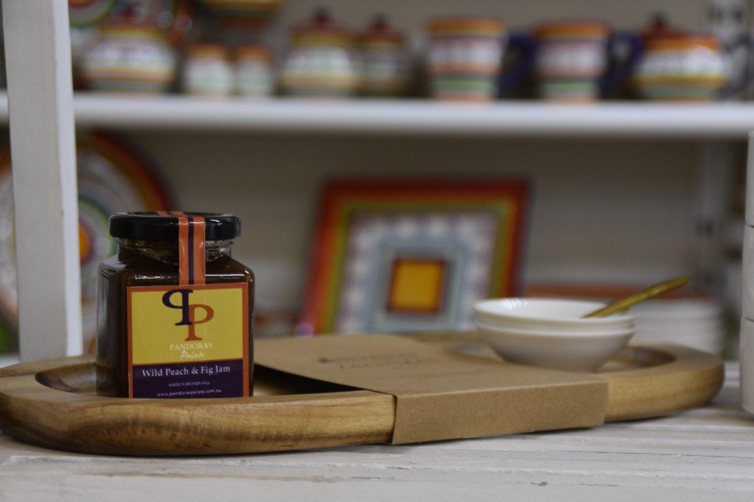 Quandong and Fig Jam 250g
