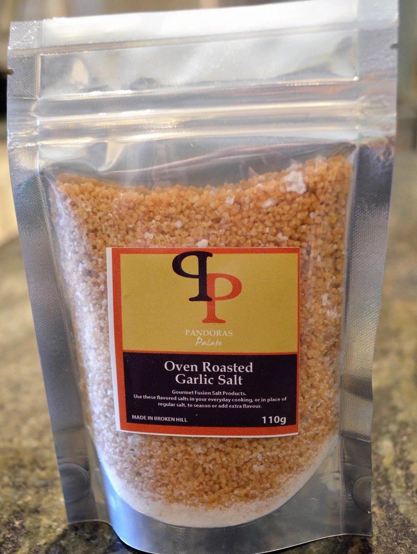 Roasted Garlic Salt