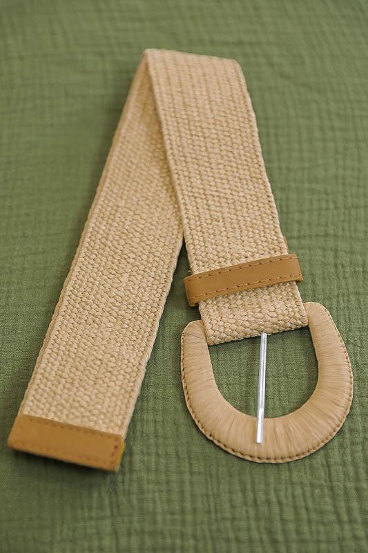 Belt - Light Natural/Style 2