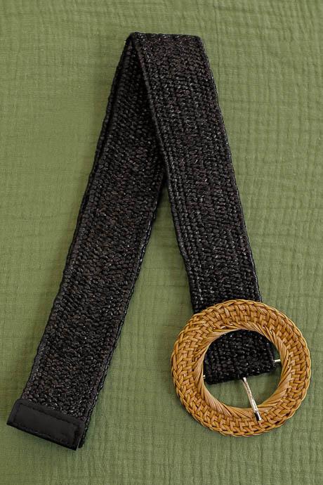 Belt - Black/Style 5