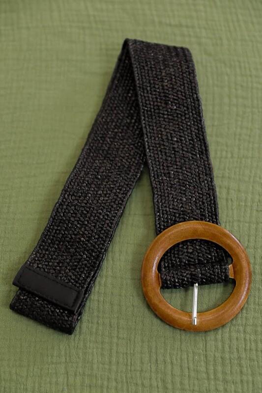 Belt - Black/Style 3