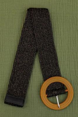 Belt - Black/Style 11