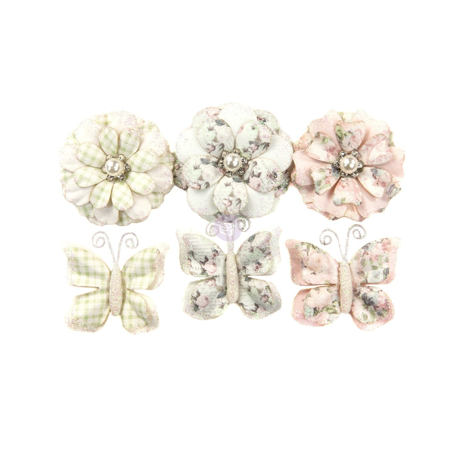 Dainty Dreams - Poetic Rose Flowers - Prima
