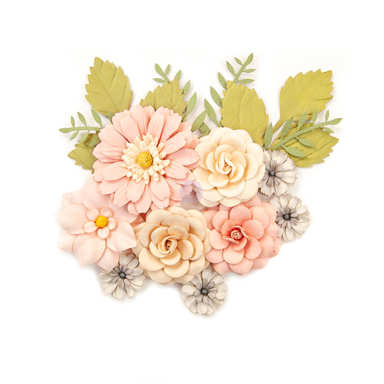 Everyday Beauty - Spring Farmhouse Flowers - Prima