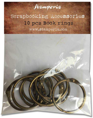Stamperia Book Rings
