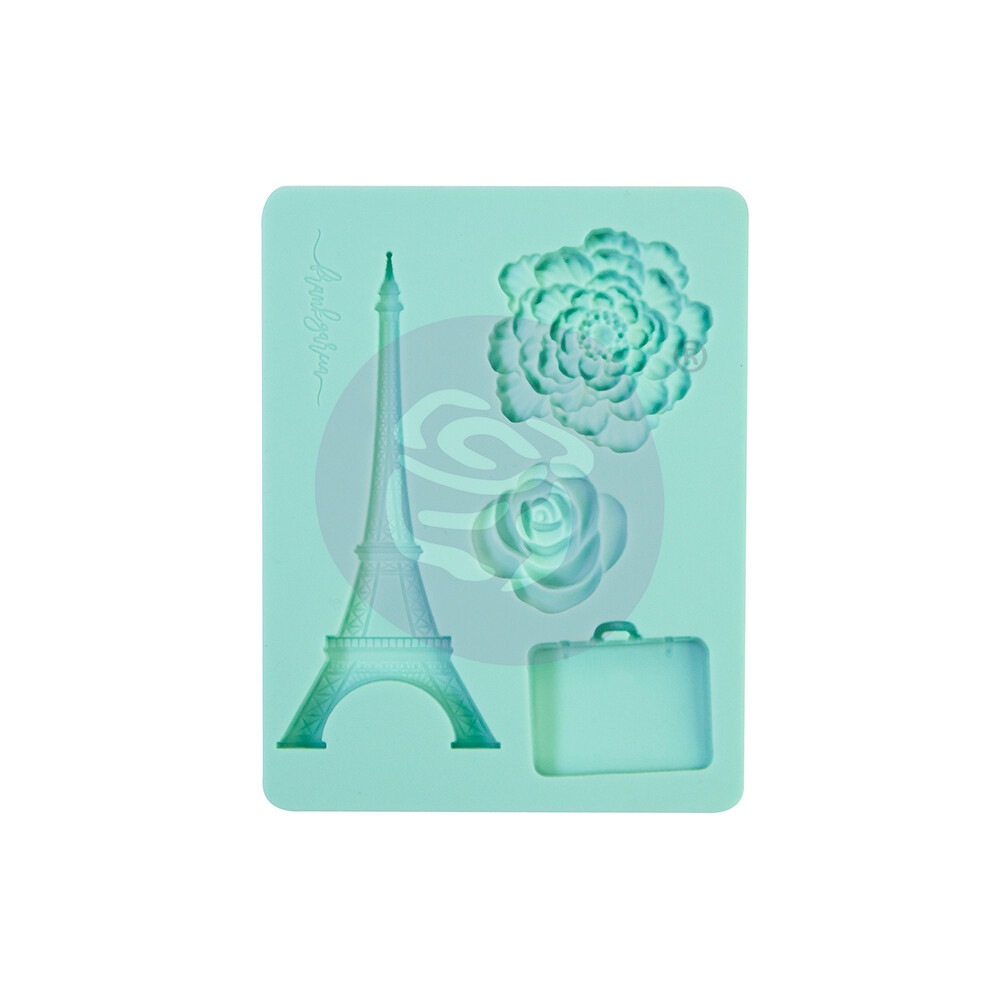 Capri Collection - Silicone Mould - Prima Marketing