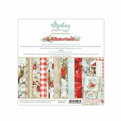 Winterland 6x6 - Mintay by Karola