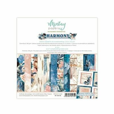 Harmony 6x6 - Mintay by Karola