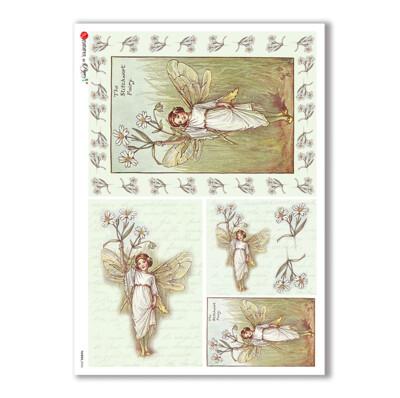 Fairies-0046 - A4 Rice Paper - Paper Designs