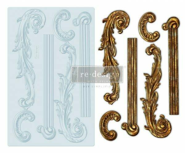 Greco - Decor Mould - Re-Design With Prima
