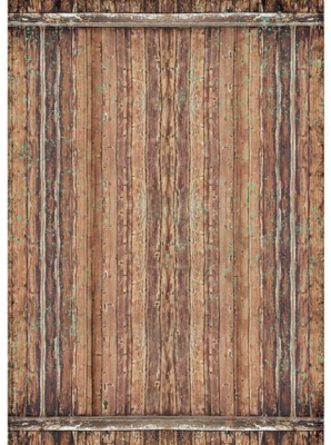 Wood A3 Rice Paper - Amazonia Collection - Stamperia