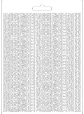 Tribal A5 Soft Mould - Amazonia Collection - Stamperia