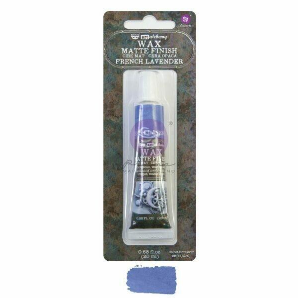 French Lavender - Matte Wax - Prima Art Alchemy