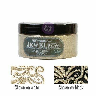 Golden Dust - Jewel Texture Paste - Art Extravagance - Prima
