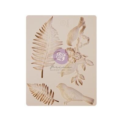 Nature Lover Collection - Silicone Mould - Prima Marketing