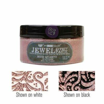 Rose Quartz - Jewel Texture Paste - Art Extravagance - Prima