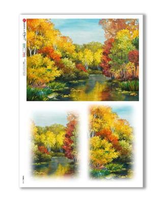 Views_0163 - A4 Rice Paper - Paper Designs