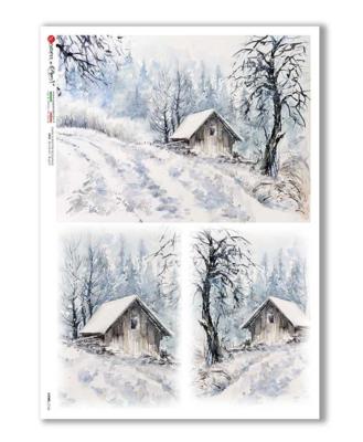 Views_0166 - A4 Rice Paper - Paper Designs