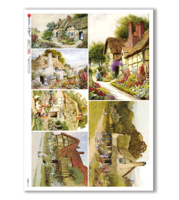 Views_0159 - A4 Rice Paper - Paper Designs