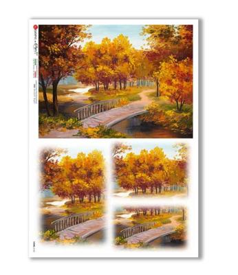 Views_0162 - A4 Rice Paper - Paper Designs