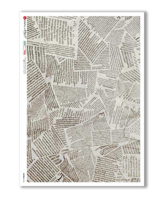 Pattern_0192 - A4 Rice Paper - Paper Designs